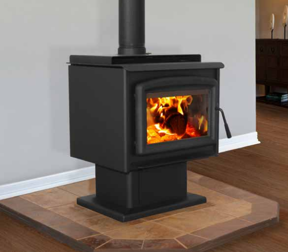 Sirocco 30 Freestanding Wood Stove