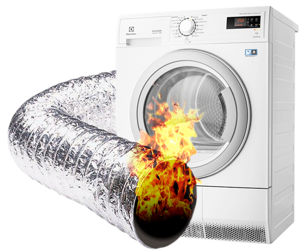Clothes Slow To Dry A Clogged Dryer Vent Is The Usual Culprit Call